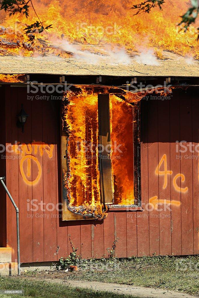 Einstellbare Burn for Feuerwehrmann Training – Foto
