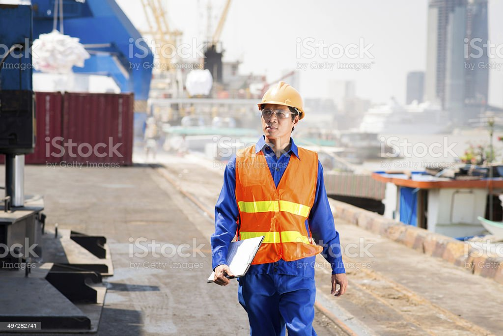 Controlling stock photo