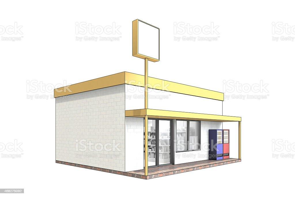 Épicerie du coin - Photo