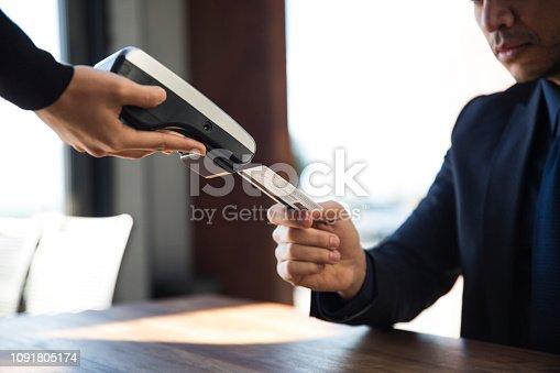 178974134istockphoto Convenient way of payment 1091805174