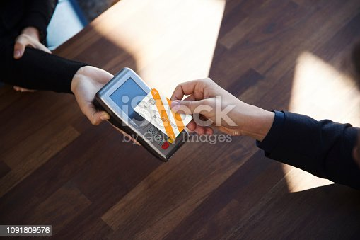 178974134istockphoto Convenient way of payment 1091809576