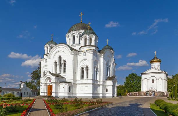 Kloster Saint Euphrosyne, Polotsk, Weißrussland – Foto