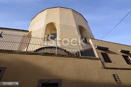 istock Convent of San Marco, Florence, Italy 1314337776