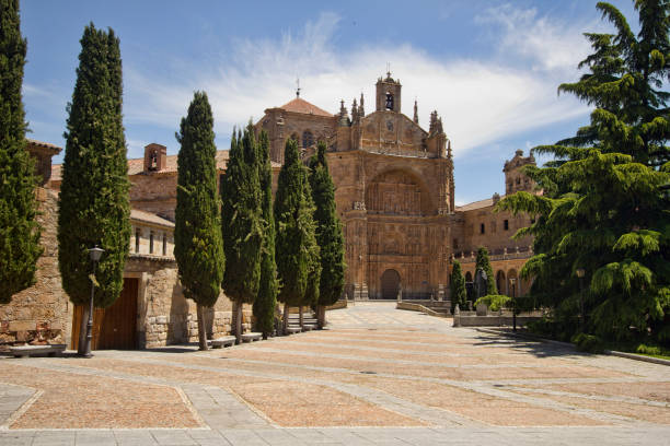 Convento de Las Dueñas in Salamanca, Spanien – Foto