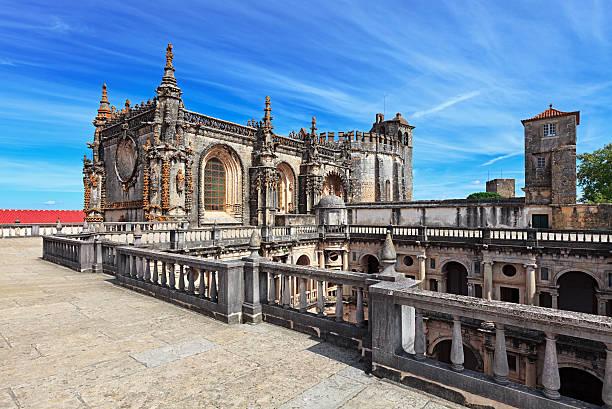 Convent of the Order of Christ (Convento de Cristo), Tomar, Portugal – Foto
