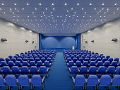 istock Convention Center 1191473912
