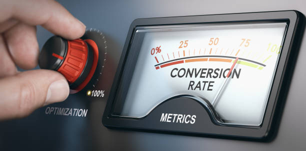 conversion rate optimization tool - deaden stock pictures, royalty-free photos & images