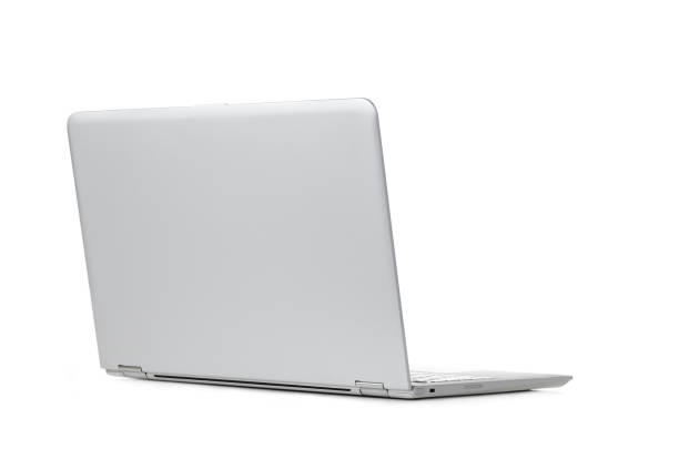 convertible laptop computer - back stock pictures, royalty-free photos & images
