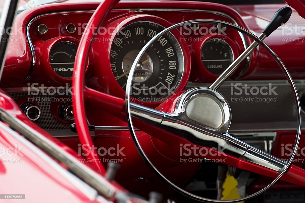 convertible royalty-free stock photo