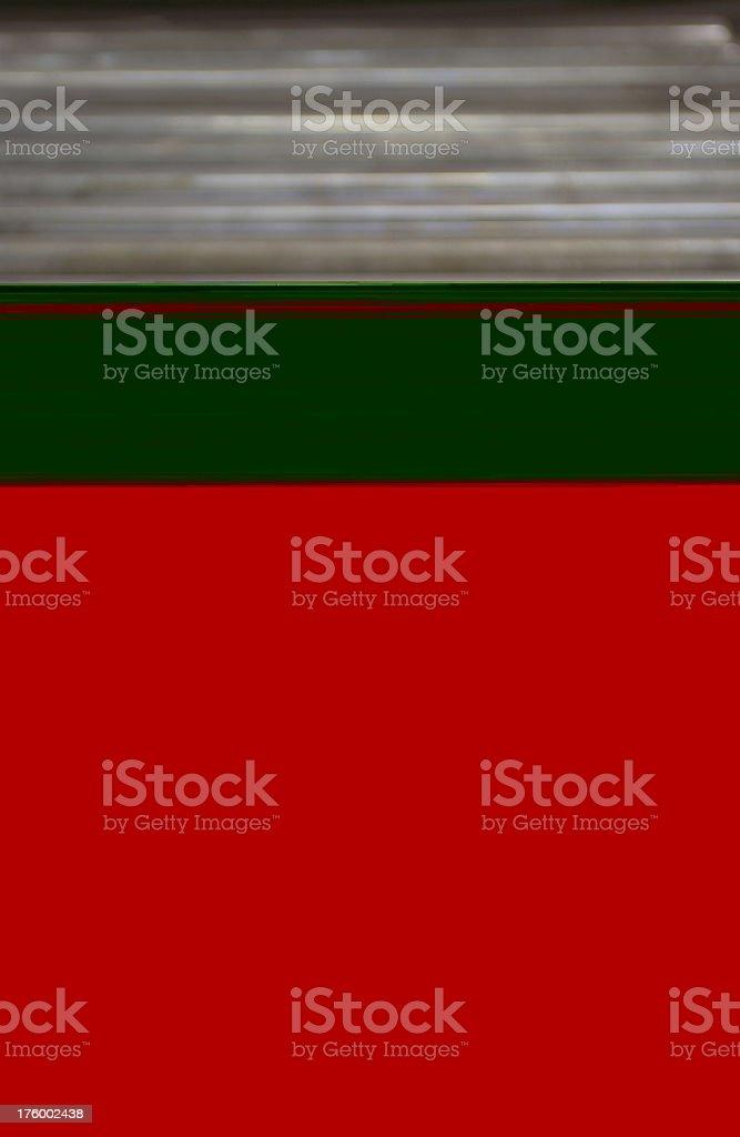 Conveyor Rollers royalty-free stock photo