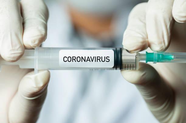 konvid-19 - corona vaccine bildbanksfoton och bilder
