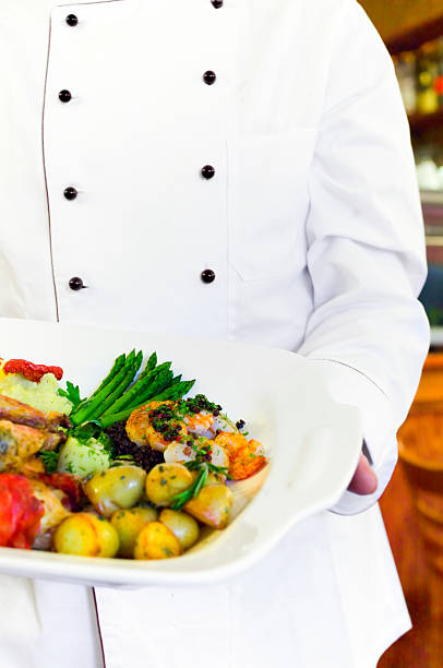 cook-deli restaurant - desmond koch stock-fotos und bilder