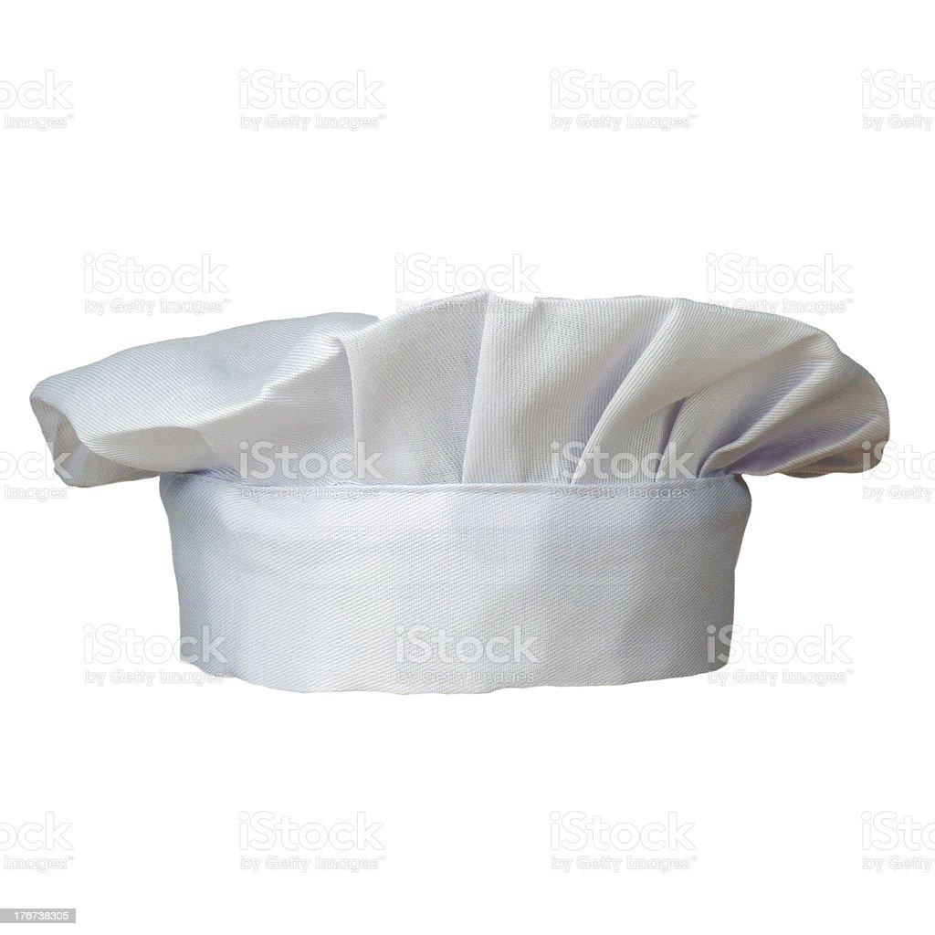Cook hat stock photo