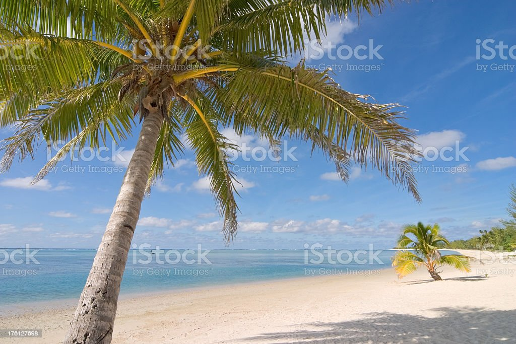 Cook Islands royalty-free stock photo