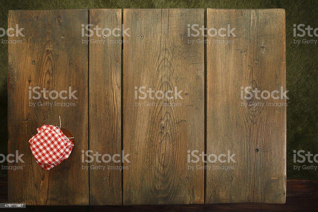 Cookbook background stock photo