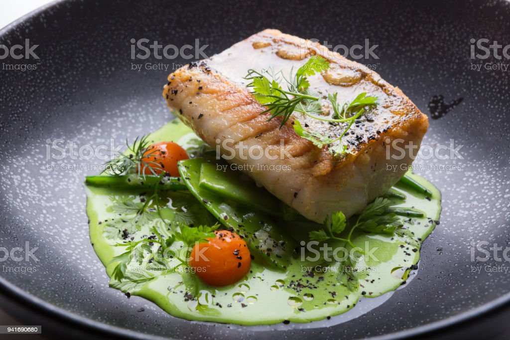 Cooked White Fish Fillet Stock Photo Download Image Now Istock
