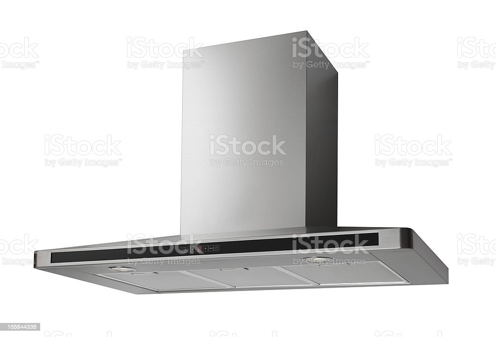 Cooker hood royalty-free stock photo
