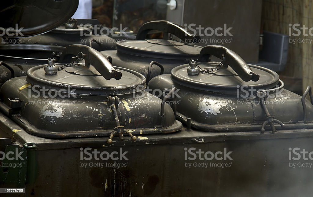 cooker stock photo