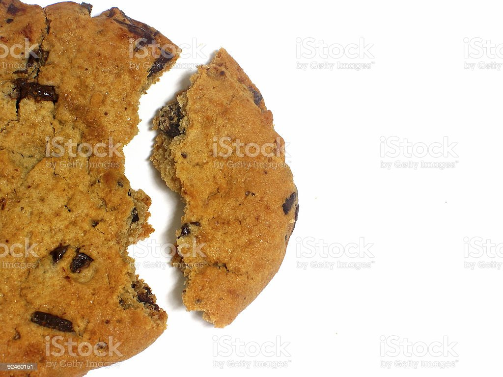 cookie 5 royalty-free stock photo
