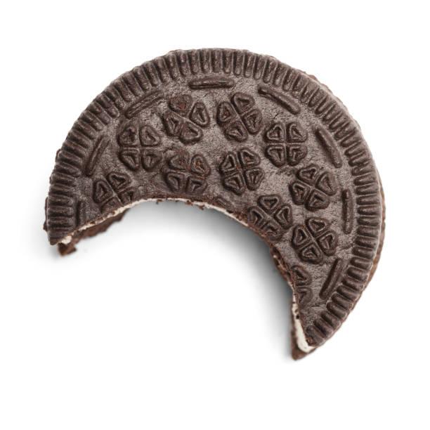 Refeição de Cookie - foto de acervo