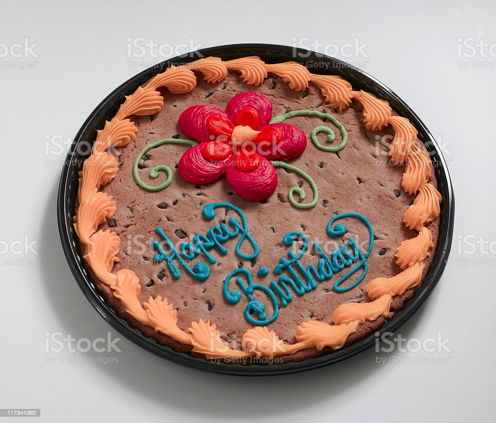 Astounding Cookie Cake Stock Photo Download Image Now Istock Funny Birthday Cards Online Hendilapandamsfinfo