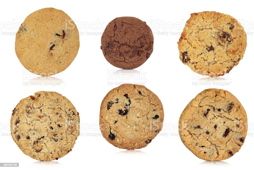 Cookie Collection royalty-free stock photo