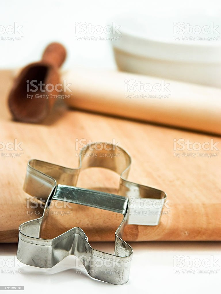 Cookie Cutter royalty-free stock photo
