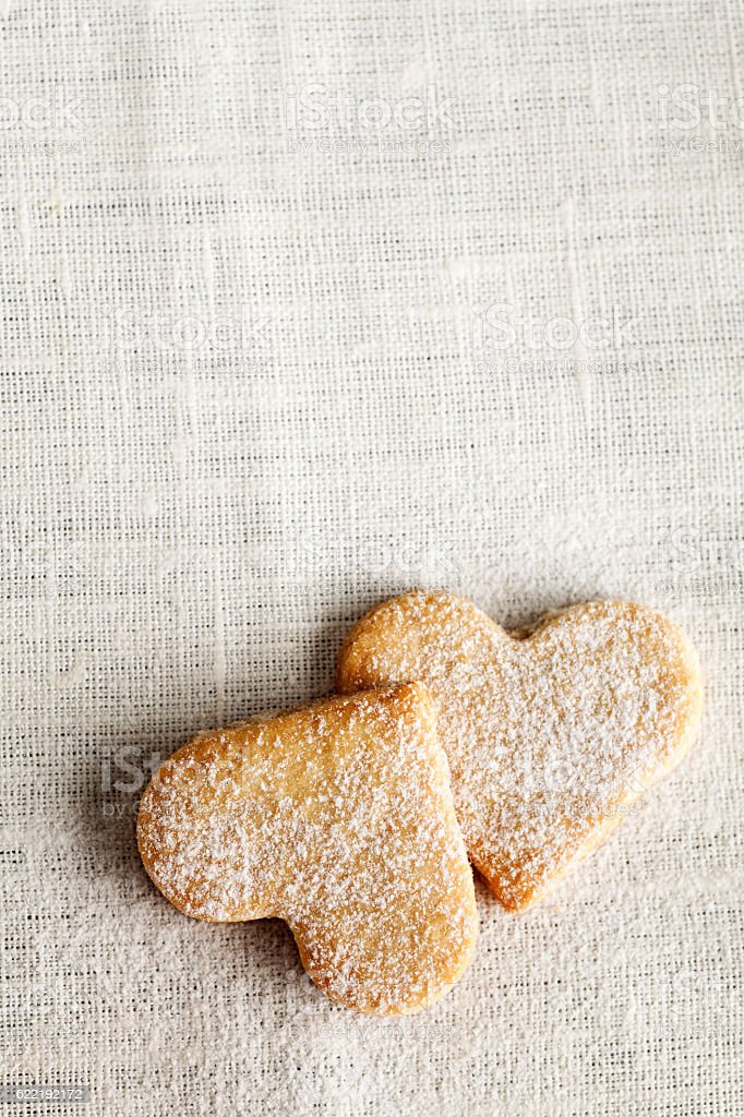 Cookie, food, Shortbread, stock photo