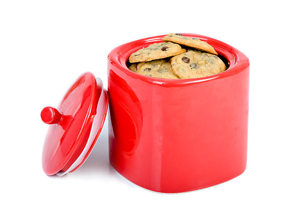 Cookie Jar stock photo