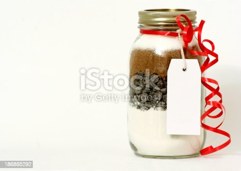 istock Cookie Mix in a Jar 186865292