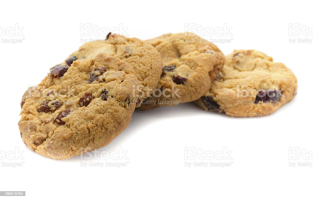 Cookie. royalty-free stock photo