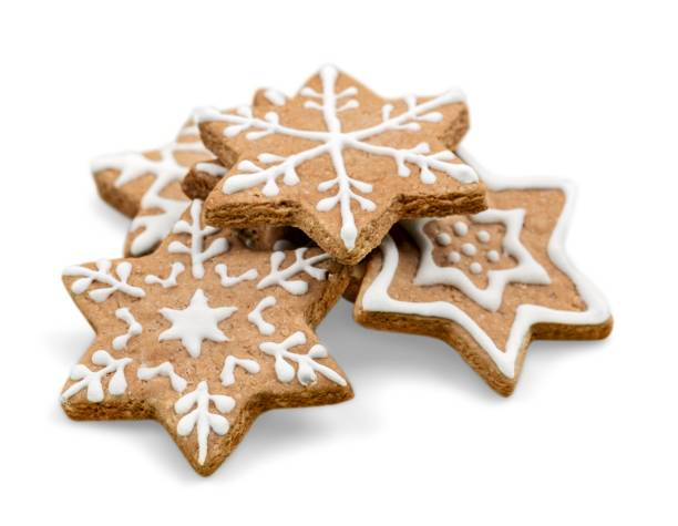 cookie. - christmas cookies stock pictures, royalty-free photos & images