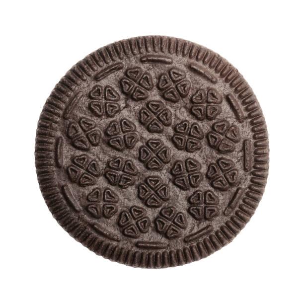 Top de cookie - foto de acervo