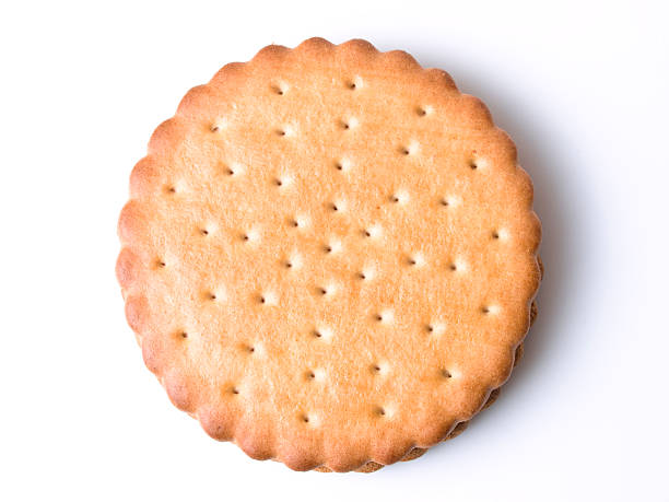 cookie w/ clipping path - xxmmxx stock photos and pictures