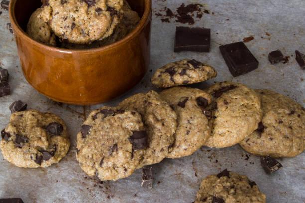 kekse und kakao - kochen mit oliver stock-fotos und bilder