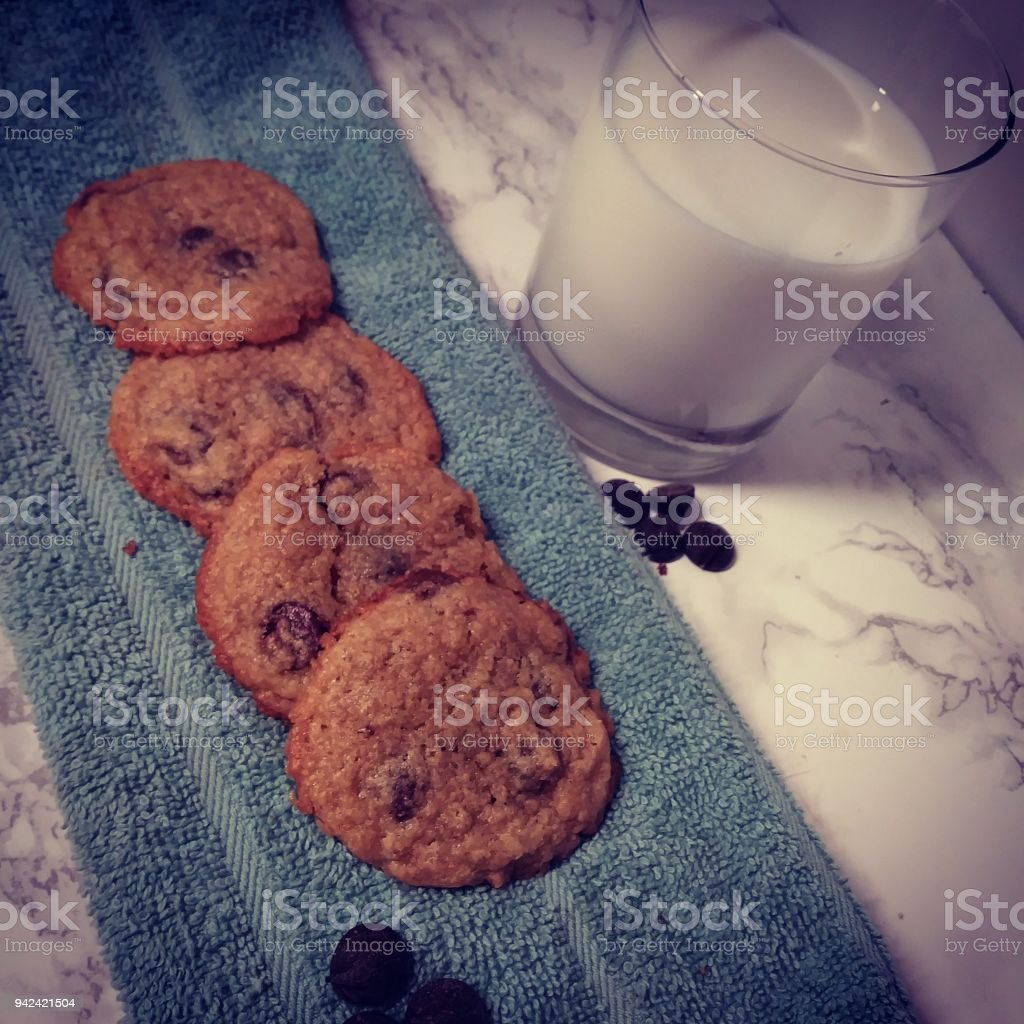 Cookies any one? stock photo