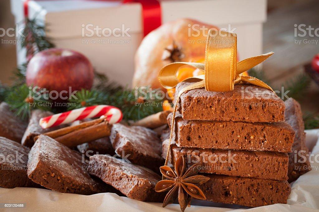 Cookies For Christmas stock photo