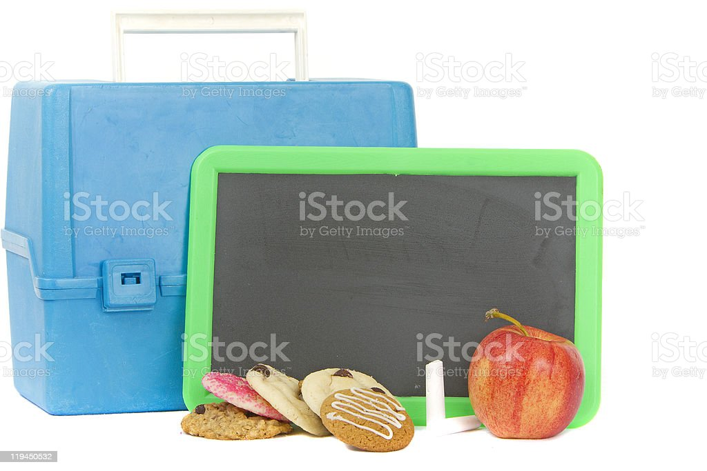 Cookies for the classroom royalty-free stock photo