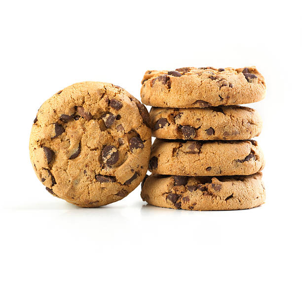 Cookies  group Cookies group isolated on white medium group of objects stock pictures, royalty-free photos & images