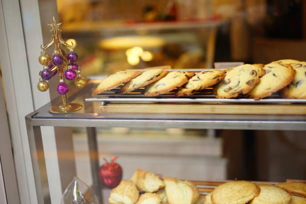 Cookies in Japan stock photo