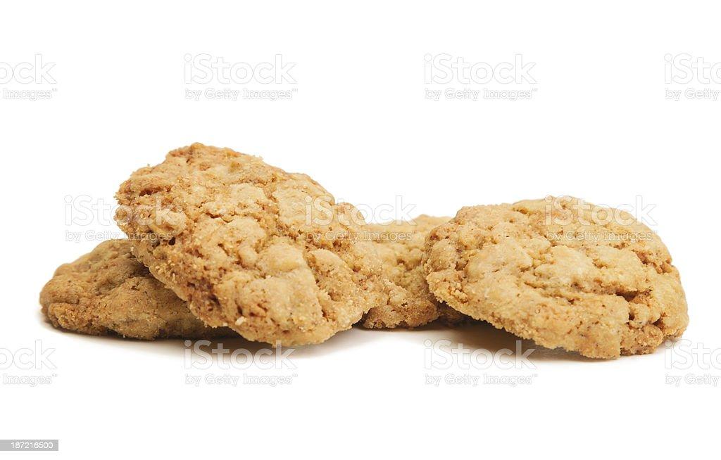 Cookies - Oatcake XXXL stock photo