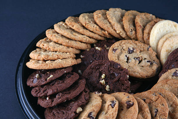 Las Cookies - foto de stock