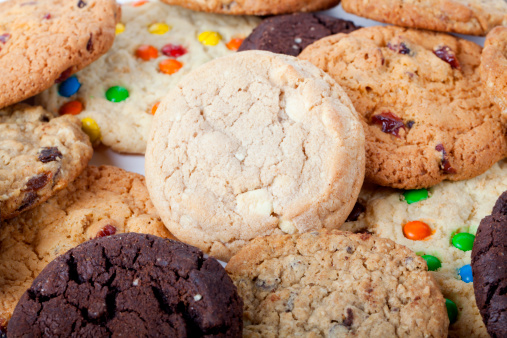 Cookies Stock Photo - Download Image Now