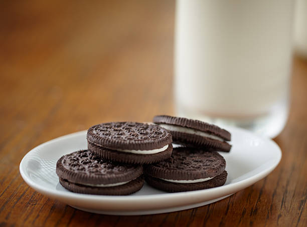 Os Cookies - foto de acervo