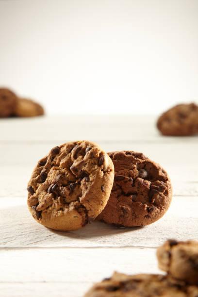 cookies  - kochen mit oliver stock-fotos und bilder
