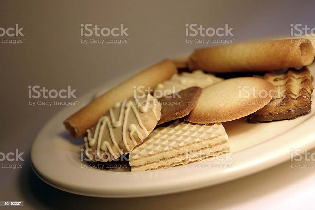Cookies royalty-free stock photo
