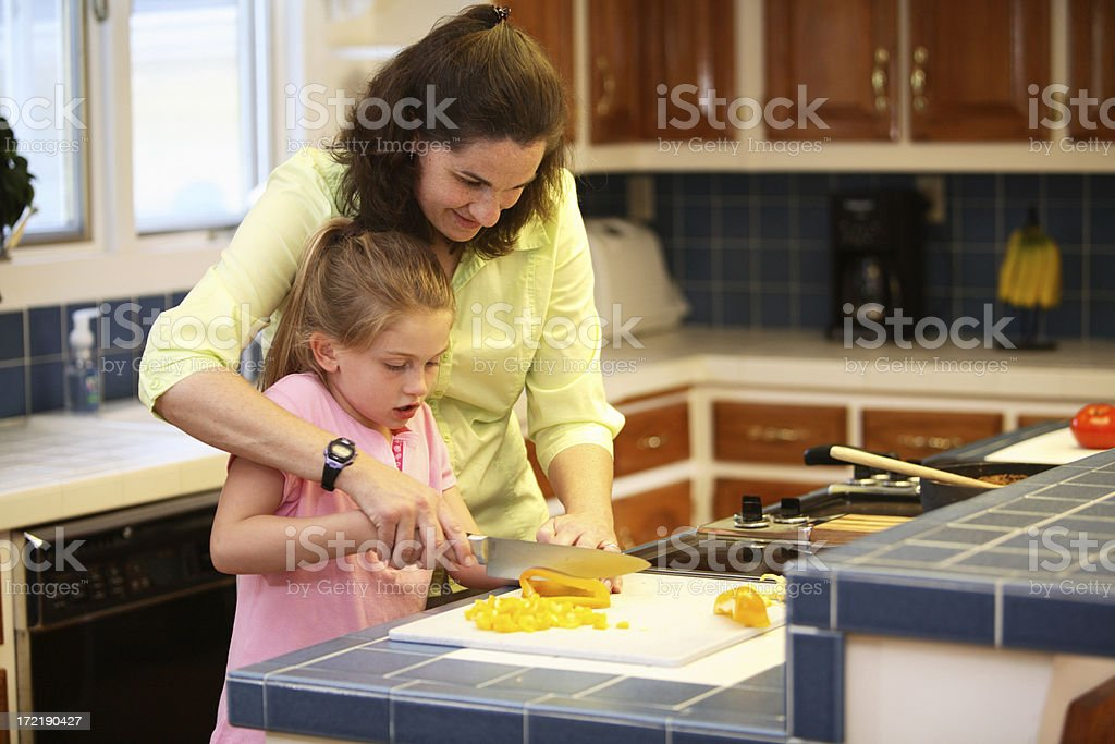 cooking 3 royalty-free stock photo