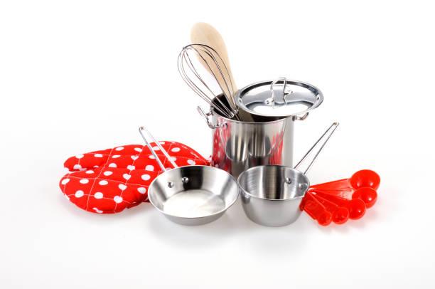 Ustensile de cuisine photos et images libres de droits - Ustensile de cuisine pour enfants ...