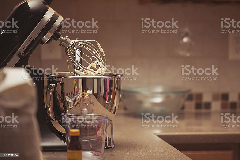 cooking baking ingredients stock photo