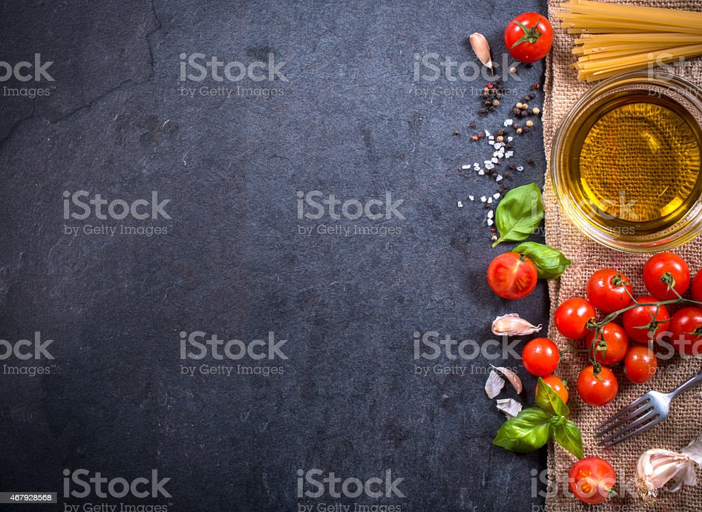 Cooking concept stock photo